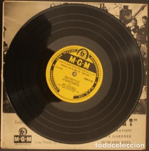 Discos de vinilo: SHOWBOAT-MAGNOLIA LP DE 10 PULGADAS - Foto 2 - 153955750