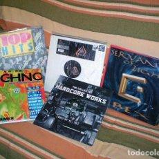 Discos de vinilo: VINILO VINILOS LOTES DE 3X2 LLÉVATE 3 Y PAGA SOLO 2 TECHNO HOUSE DISCO DANCE TRIBAL HARDCORE POPROCK. Lote 153956114