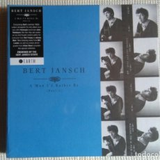 Discos de vinilo: BERT JANSCH - '' A MAN I'D RATHER BE '' 4 LP DELUXE LIMITED EDITION 2018 UK SEALED. Lote 153957962