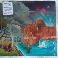 Discos de vinilo: DAMIEN JURADO - '' VISIONS OF US ON THE LAND '' 3 LP DELUXE LIMITED EDITION 3000 COPIAS USA 2016. Lote 153960642