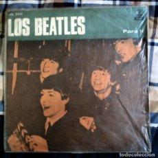 Discos de vinilo: LOS BEATLES: PARA TI- EDICION DE URUGUAY-LP. DE VINILO -PORTADA DIFERENTE. Lote 153967854