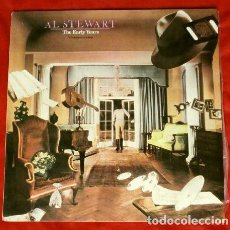 Discos de vinilo: AL STEWART (LP. 1978) THE EARLY YEARS (LOS PRIMEROS AÑOS) RCA ED. ESPAÑOLA - BEDSITTER IMAGES. Lote 153972762