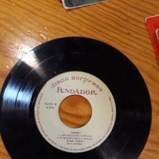 Discos de vinilo: SINGLE DE VALS. Lote 153983605