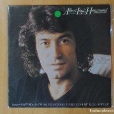 Discos de vinilo: ALBERT HAMMOND - ALBERT LOUIS HAMMOND - LP. Lote 153984577
