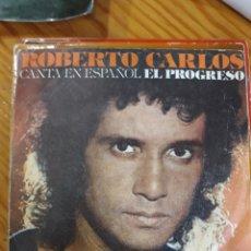 Discos de vinilo: SINGLE ROBERTO CARLOS. Lote 153986514
