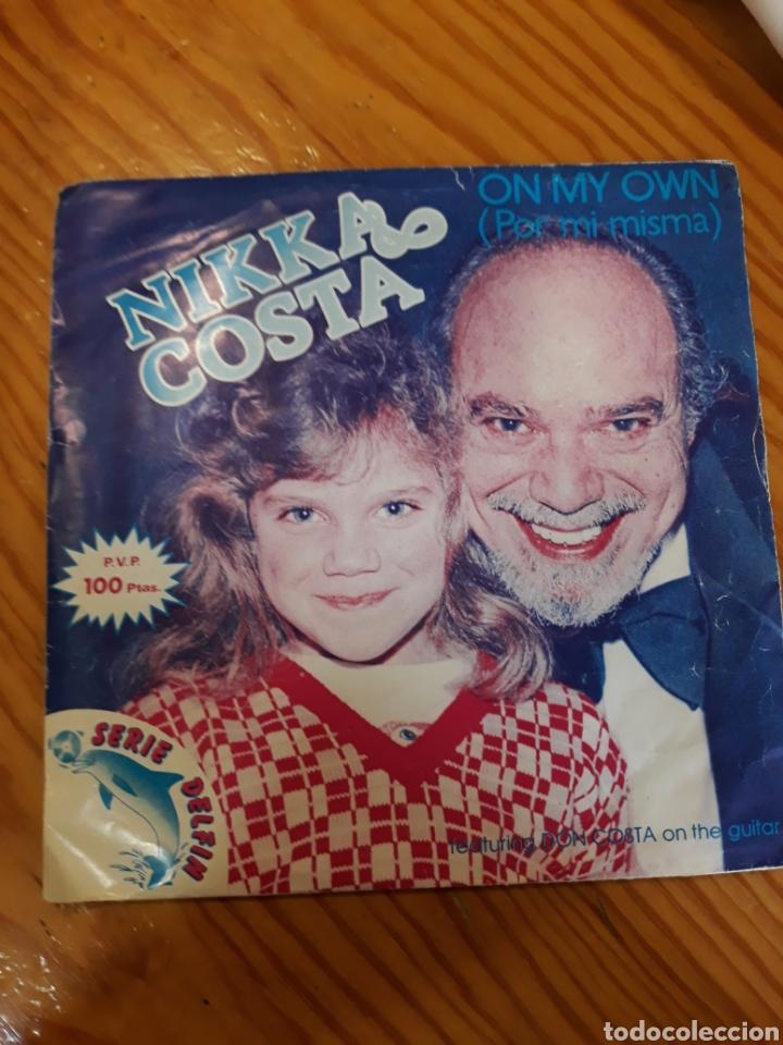 SINGLE NIKA COSTA (Música - Discos - Singles Vinilo - Música Infantil)