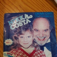 Discos de vinilo: SINGLE NIKA COSTA. Lote 153999693