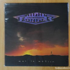 Discos de vinilo: NIGHT RANGER - MAN IN MOTION - LP. Lote 154004941