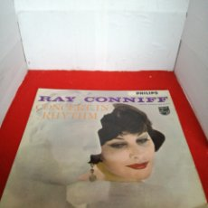 Discos de vinilo: RAY CONNIFF CONCERT IN RHYTHM. Lote 154005560