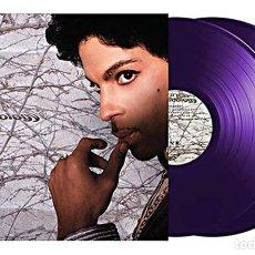 Discos de vinilo: PRINCE- MUSICOLOGY EDICIÓN LIMITADA 180G VINILO MORADO 2LP TARJETA DE DESCARGA PRECINTADO. Lote 154013782