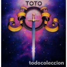 Discos de vinilo: TOTO (LP. 1978) 1º ALBUM SIN TITULO - SU DEBUT - ED. ESPAÑOLA CBS S83148. Lote 154015794