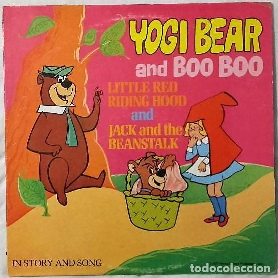 Daws Butler – Yogi Bear And Boo Boo - Little Red Riding Hood And Jack And  The Beanstalk, LP US 1977