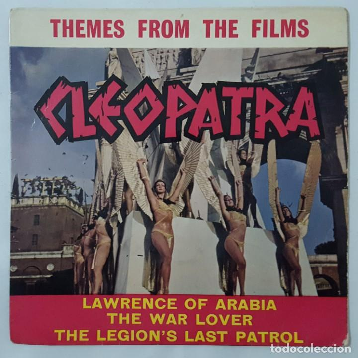 EP / GORDON FRANKS AND HIS ORCHESTRA / THEMES FROM THE FILMS/CLEOPATRA +3 / EMBASSY WEP. 1097 / 1963 (Música - Discos de Vinilo - EPs - Bandas Sonoras y Actores)