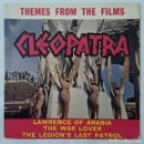 Discos de vinilo: EP / GORDON FRANKS AND HIS ORCHESTRA / THEMES FROM THE FILMS/CLEOPATRA +3 / EMBASSY WEP. 1097 / 1963. Lote 154048482
