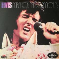 Discos de vinilo: DISCO ELVIS PRESLEY. Lote 154065570