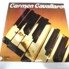 Discos de vinilo: LP. CARMEN CAVALLARO. 1973. MCA RECORDS. Lote 154083778