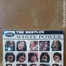 Discos de vinilo: THE BEATLES - WHITE POWER. LP VINILO. NUEVO. Lote 154108764