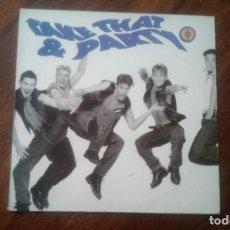 Discos de vinilo: TAKE THAT-TAKE THAT & PARTY.LP ESPAÑA. Lote 154109154