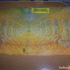 Discos de vinilo: LP SANTANA ONENESS. Lote 154114506