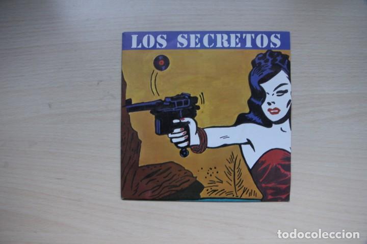 LOS SECRETOS – NO ME IMAGINO - POLYDOR 1983 (Música - Discos - Singles Vinilo - Grupos Españoles de los 70 y 80)
