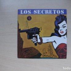 Discos de vinilo: LOS SECRETOS – NO ME IMAGINO - POLYDOR 1983. Lote 154114918
