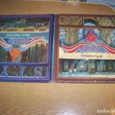 Discos de vinilo: LP STYX PARADISE THEATRE SPAIN 1980. Lote 154120822