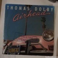 Discos de vinilo: THOMAS DOLBY -AIRHEAD. Lote 154122168
