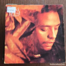 Discos de vinilo: MAXI PRIEST - HUMAN WORK OF ART - SINGLE TEN UK 1990 . Lote 154125986