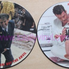 Discos de vinilo: FRANKIE GOES TO HOLLYWOOD - WAR / TWO TRIBES / ONE FEBRUARY FRIDAY 84, LIMT EDT UK PICTURE DISC, EX. Lote 154127370