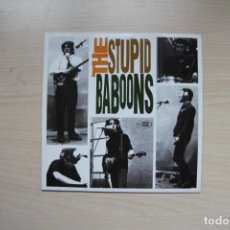 Discos de vinilo: THE STUPID BABOONS – WILL I BE TRUE - ANIMAL RECORDS 1998. Lote 154128046
