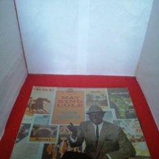 Disques de vinyle: NAT KING COLE A MIS AMIGOS. Lote 154172658