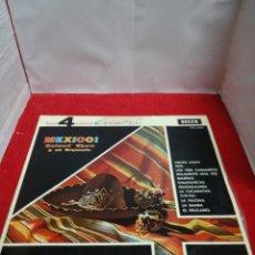 Discos de vinilo: MÉXICO ROLAND SHAW Y SU ORQUESTA. Lote 154176748