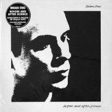 Discos de vinilo: LP BRIAN ENO BEFORE AND AFTER SCIENCE VINILO 180G +MP3 EXPERIMENTAL AMBIENT. Lote 154177594