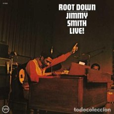 Discos de vinilo: LP JIMMY SMITH ROOT DOWN JIMMY SMITH LIVE! VINILO 180G +MP3 JAZZ. Lote 154179138