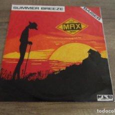 Discos de vinilo: BAISER - SUMMER BREEZE. Lote 154180638