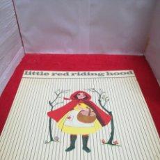 Discos de vinilo: LITTLE RED RIDING HOOD. Lote 154187332
