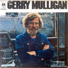 Discos de vinilo: GERRY MULLIGAN : THE AGE OF STEAM [ESP 1972] LP. Lote 154197374