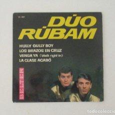 Discos de vinilo: DUO RUBAM. Lote 154202330