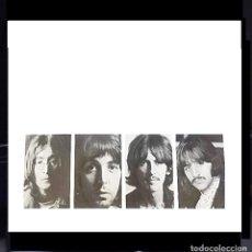 Discos de vinilo: THE BEATLES ----DISCO BLANCO --1ª EDICION ESPAÑA ORIGINAL AÑO 1968 --LABEL AZUL FUERTE -EMI ODEON. Lote 154207106