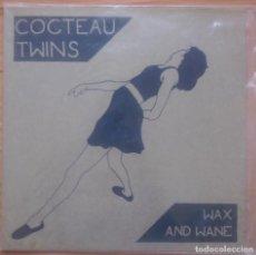 Discos de vinilo: COCTEAU TWINS - WAX AND WANE (LP VINILO). Lote 154209146