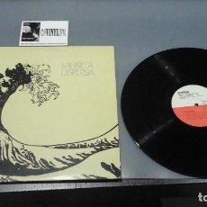 Discos de vinilo: MÚSICA DISPERSA LP EDIGSA – 30011 (1979) EN MUY BUEN ESTADO. Lote 154218630