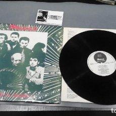 Discos de vinilo: MALEVAJE – ¡ARRIBA LOS CORAZONES! LP MAPA – MA.PA 01 EDICIÓN FRANCESA CON DISTINTA PORTADA. Lote 154218670