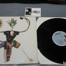 Discos de vinilo: LOS VAN VAN – SONGO LP MANGO – 209 621 LATIN-JAZZ, AFRO-CUBAN. Lote 154218686