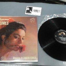 Discos de vinilo: LOLA FLORES - LA FARAONA LP EN EDICIÓN SUDAMERICANA. Lote 154218806