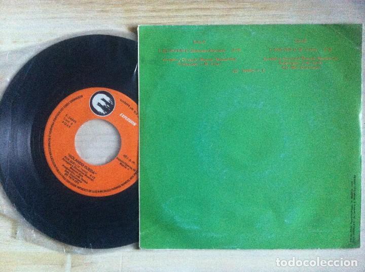 Discos de vinilo: ROLANDO OJEDA -de repente... - SINGLE 1979 - EXPLOSION - Foto 2 - 154244746