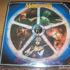 Dischi in vinile: LP MARILLION REAL TO REEL SPAIN 1985. Lote 154246290
