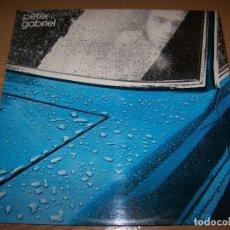 Discos de vinilo: LP PETER GABRIEL I SPAIN 1977. Lote 154264774
