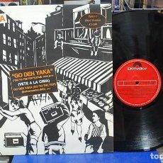 Discos de vinilo: LMV - MONYAKA. GO DEH YAKA. POLYDOR 1983, REF. 815 361-1. MAXI-SINGLE. Lote 154265198