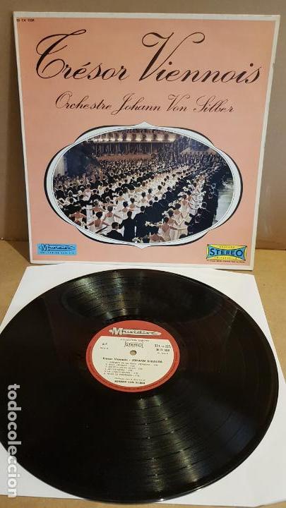 ORCHESTRE JOHANN VON SILBER / TRÉSOR VIENNOIS / LP-MUSIDISC / MBC. ***/*** (Música - Discos - LP Vinilo - Orquestas)