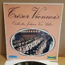 Discos de vinilo: ORCHESTRE JOHANN VON SILBER / TRÉSOR VIENNOIS / LP-MUSIDISC / MBC. ***/***. Lote 154270234